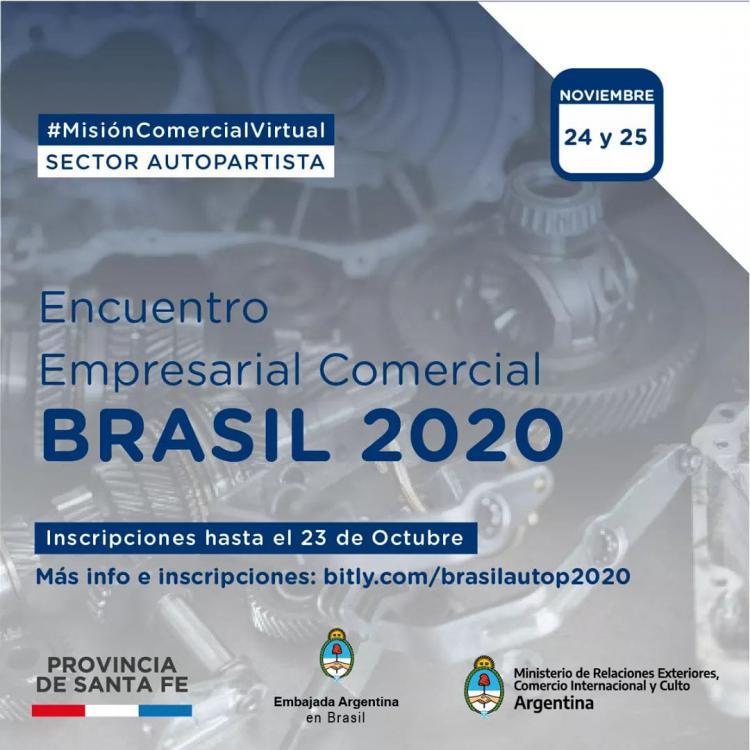 Encuentro Comercial con Brasil