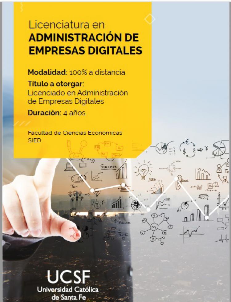 Licenciatura en Administraci�n de Empresas Digitales
