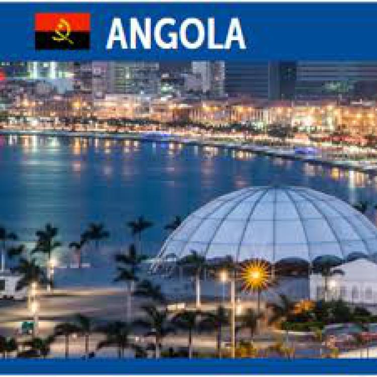 Presentaci�n Embajada Argentina en Angola