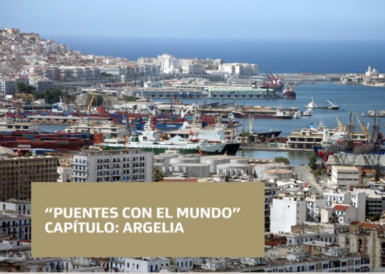 Puentes con el Mundo: Argelia