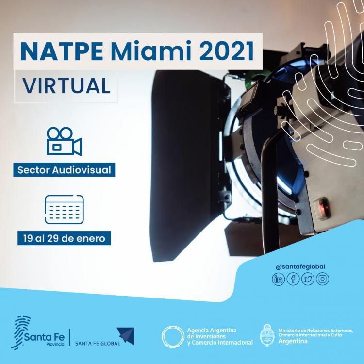 NATPE Virtual Miami 2021
