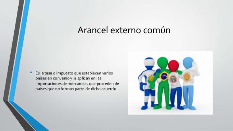 Decreto 1064/20:  Lista Nacional de Excepciones al Arancel Externo Comun (A.E.C.)