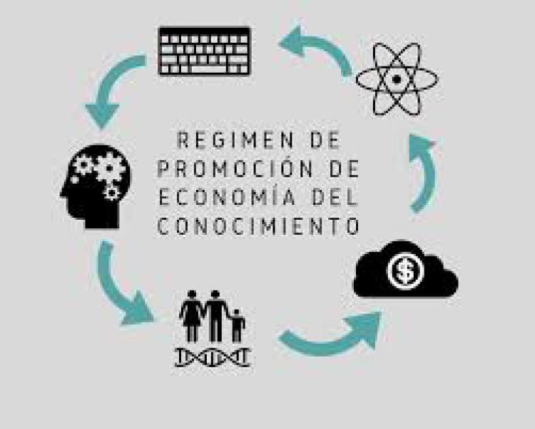 Se reglament� la Ley de Economia del Conocimiento