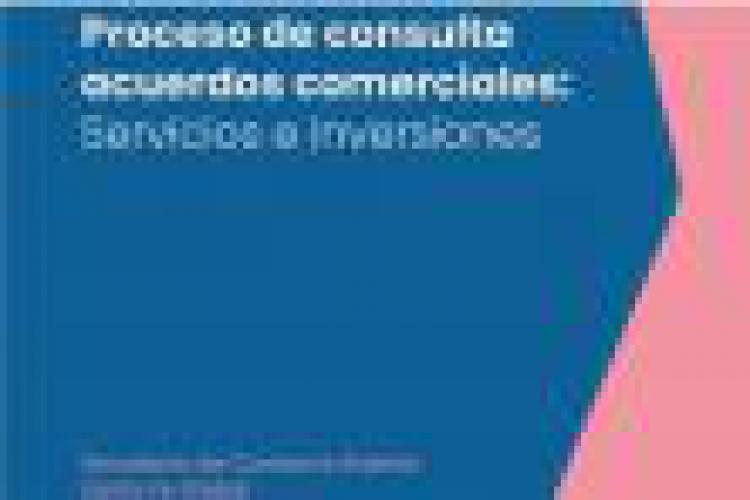 Proceso de consulta acuerdos comerciales