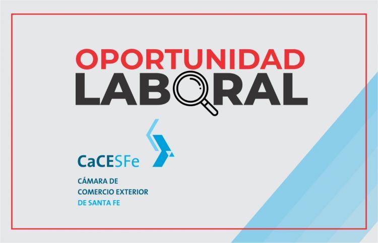 Oportunidad Laboral en Santa Fe
