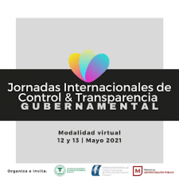 Jornadas Internacionales de Control y Transparencia Gubernamental