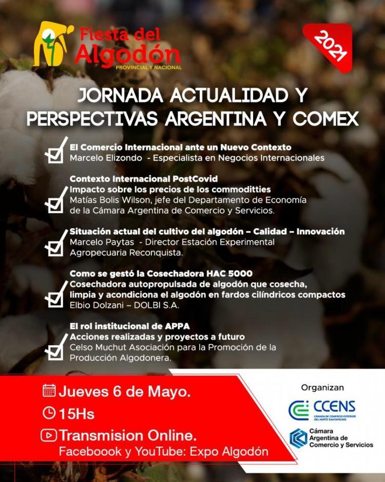 Jornada Actualidad Y Perspectivas Argentina Y Comex