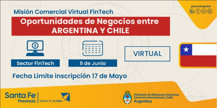 Mision Comercial Virtual Fintech