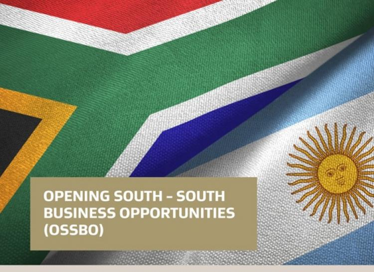 Healthcare and Pharma - Opening South - South Business Opportunities (OSSBO)
