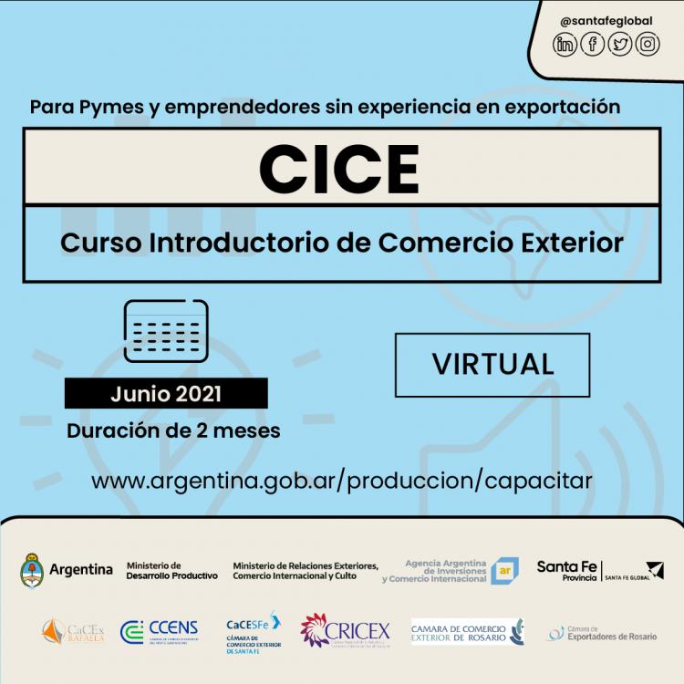 Curso  Introductorio e Integral en Comercio Exterior.