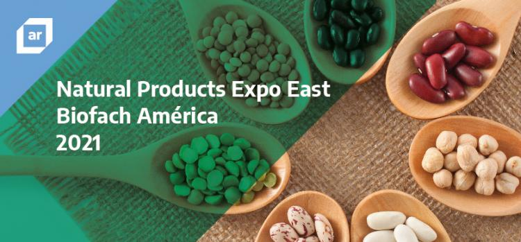 Natural Products Expo East / Biofach America