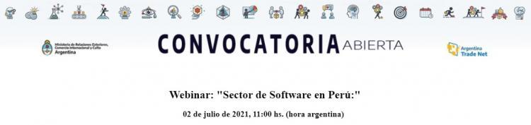 Mercado de Software en Peru