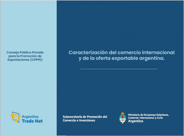 Querés conocer los Informes Sectoriales de Comercio Exterior?