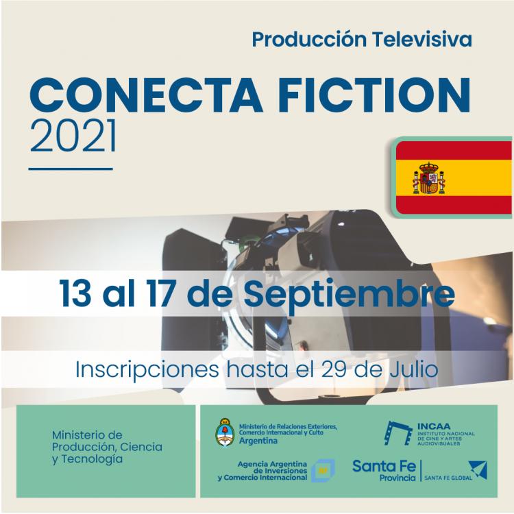 CONECTA FICTION 2021