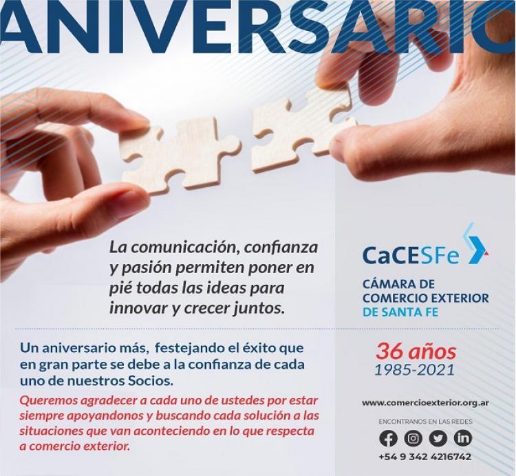 Feliz cumpleaños CaCESFe!!!