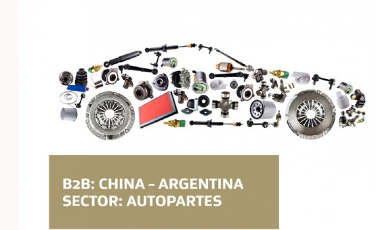 B2B China-Argentina: Sector Autopartes