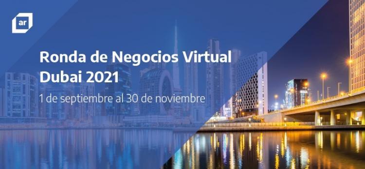 Ronda de Negocios Virtual Dubai 2021