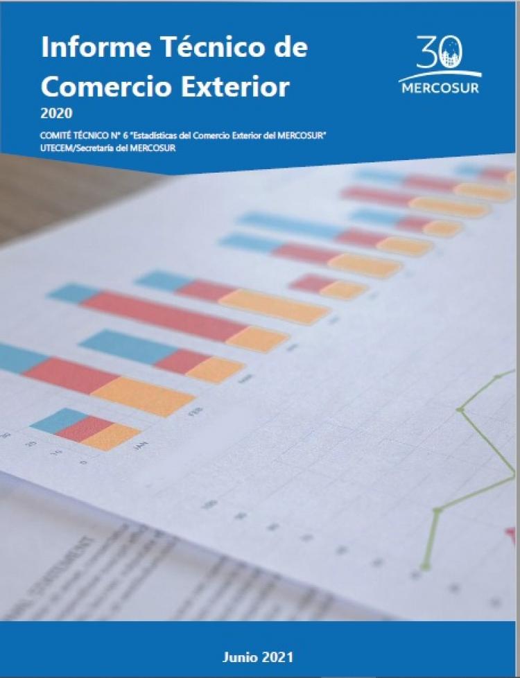 Estadísticas del Comercio Exterior del MERCOSUR