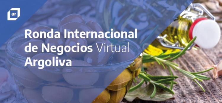Ronda de Negocios Internacional Virtual ARGOLIVA