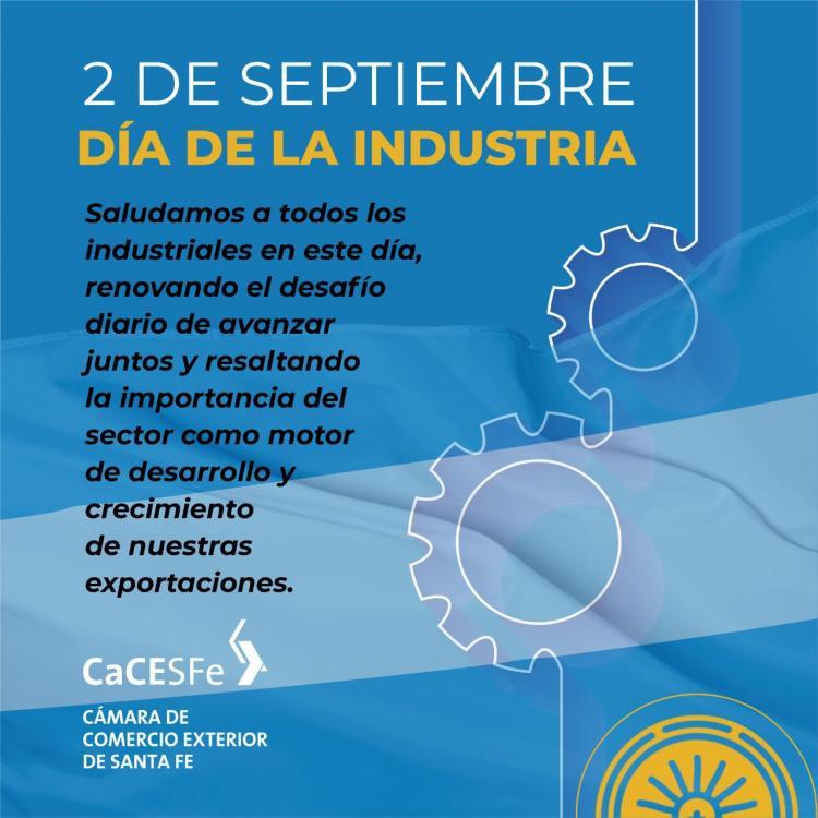 Feliz día de la Industria!!!