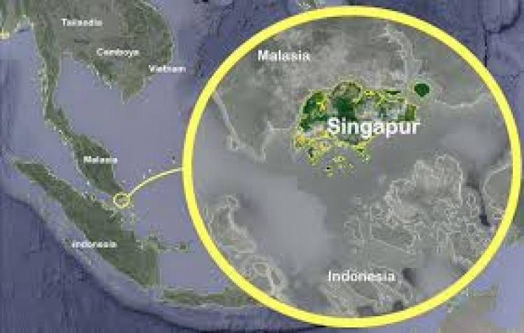 Estuvimos presentes en el Puentes con el Mundo: Singapur