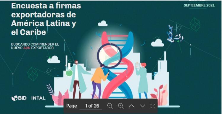Mejoran las expectativas de las empresas exportadoras de América Latina y el Caribe